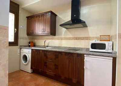 cocina apartamento Alicia Castelseras