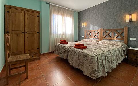 Habitación apartamentos Sofia