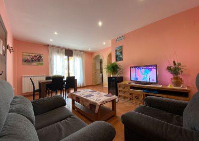 Salón apartamento Alicia Castelseras