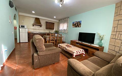 Salón apartamento Ana