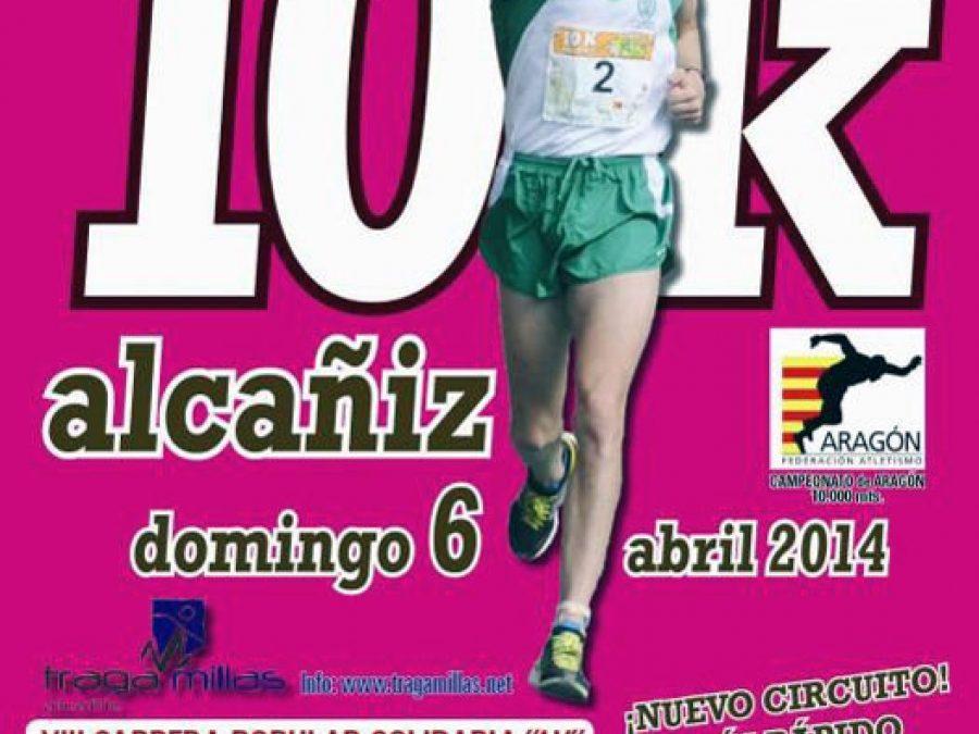 Alcañiz 10K 2014