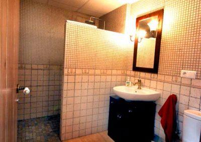 Baño apartamento Alicia Castelseras