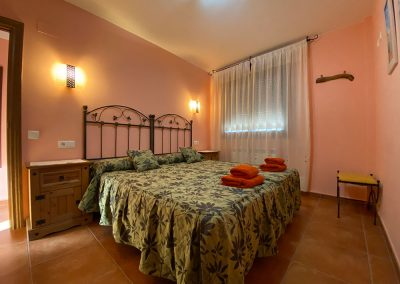 Habitación 1 apartamento Alicia Castelseras