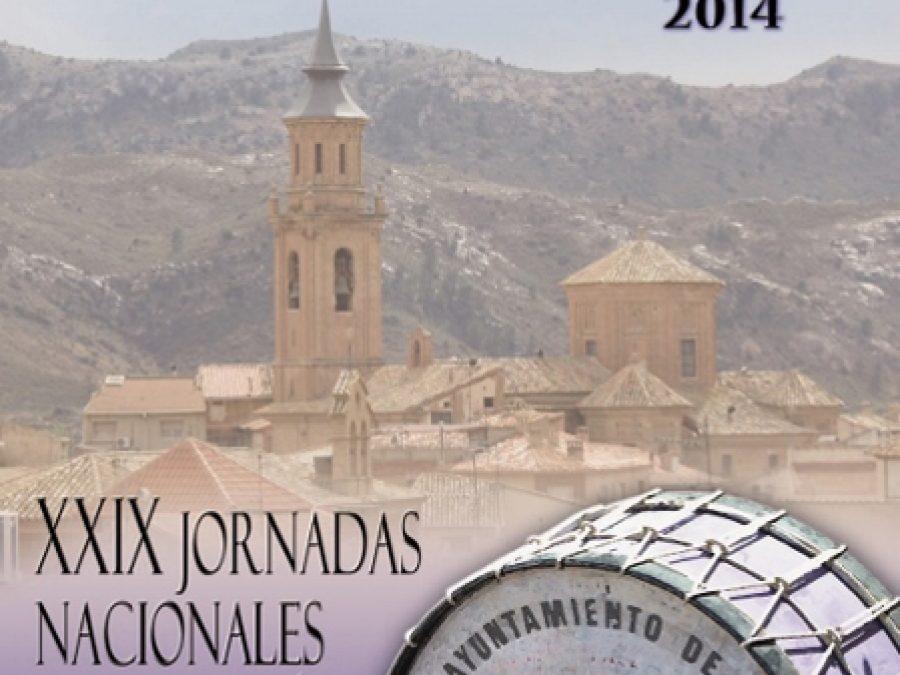 XXIX Jornadas nacionales exaltación del tambor y del bombo Calanda