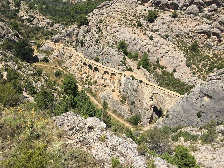 Acueducto de Castellote