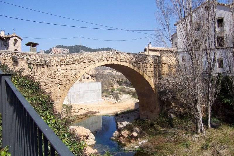 Beceite puente