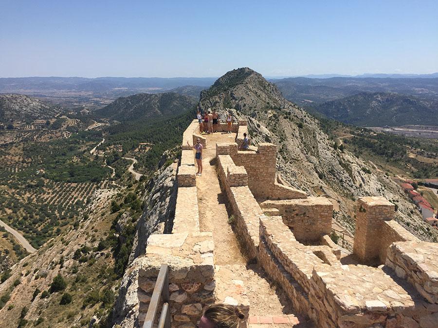 Castillo Templario de Castellote