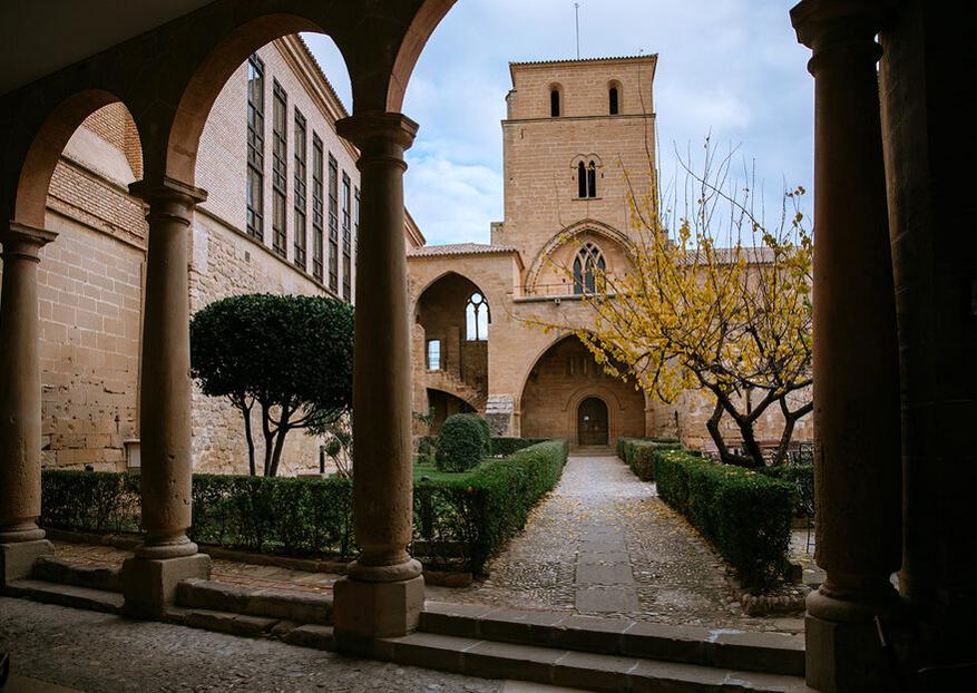Castillo de los Calatrabos de Alcañiz
