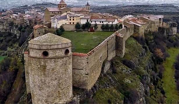 Castillo Cantavieja