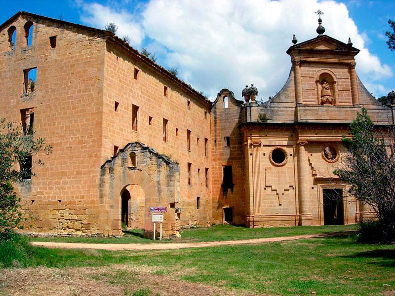 Convento de la Fresneda