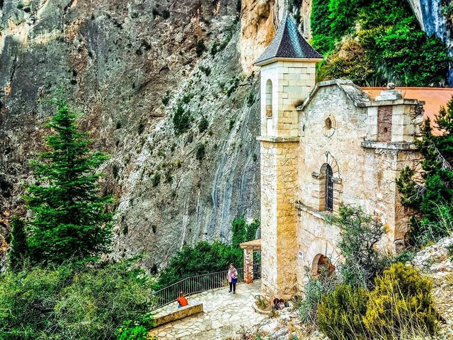 Ermita de el llovedor