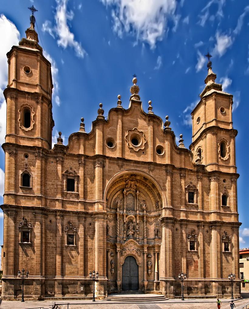 Ex Colegiata Santa María la Mayor de Alcañiz