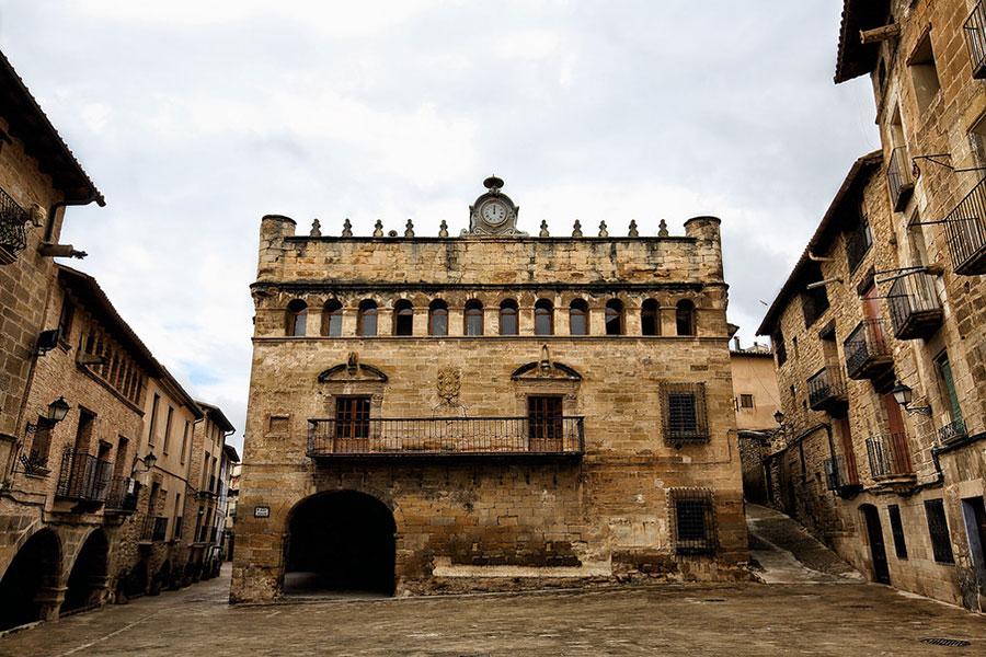 La Fresneda Ayuntamiento