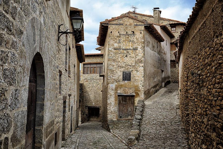 Mirambel Calles
