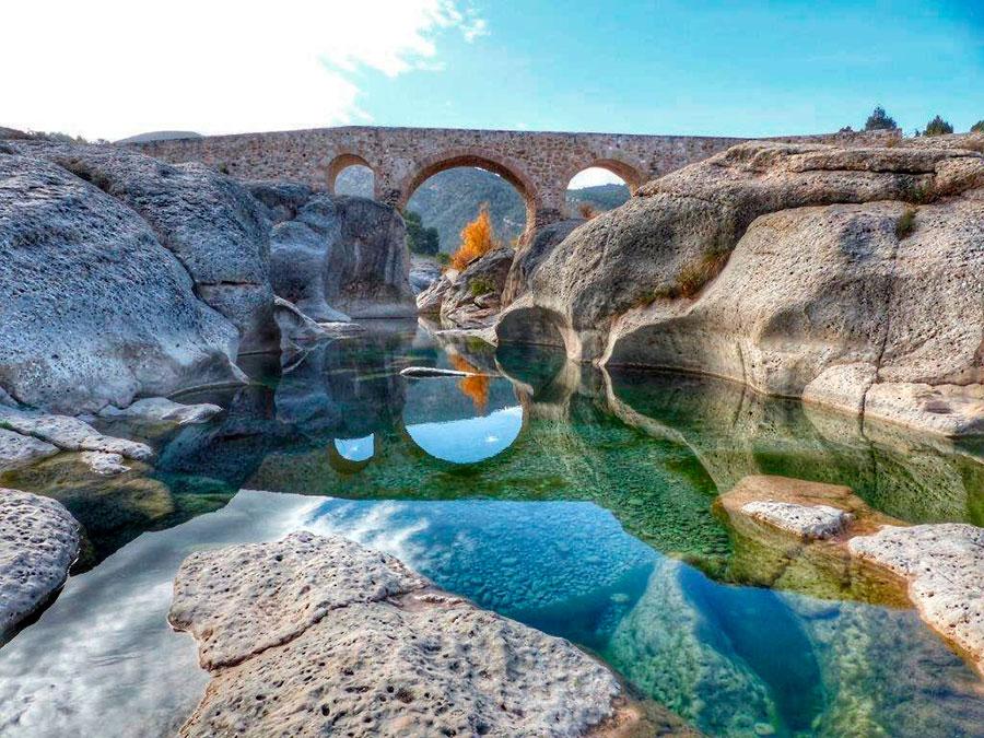 Puente de Cananillas Aguaviva