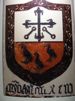 Escudo antiguo Castelseras